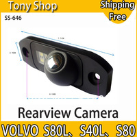 Special Car Rear View Camera for VOLVO S40L S80L S80 ,with 170 Degree Waterproof Lens +  Good Night Vision + 1/4 CMOS