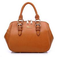 Fly bag 2013 fashion handbag messenger bag women's PU bags