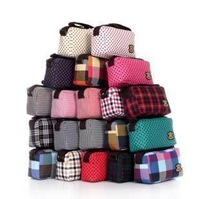 2013 women's handbag fashion small bag bags vintage preppy style shoulder bag multicolor all-match bag