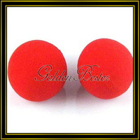 Free shipping Sponge ball magic tricks 50pcs/lot for magic props wholesale