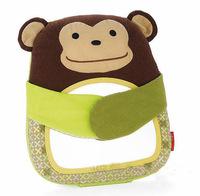 free shipping children / baby SKP Hug and Hide Activity Stroller Activity Mirror Toy - monkey