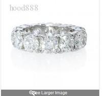 PLATINUM  ETERNITY WEDDING BAND RING  as