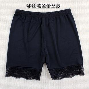 Summer safety pants legging plus size female lace basic shorts