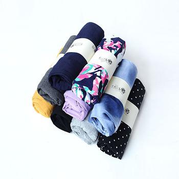 Fashion summer women's ej17 modal elastic pattern slim legging - 9