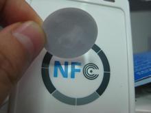 10 NFC Etiquetas para Samsung Galaxy S4 !! GS4 ( NTAG203 ) y compatible con todos los demás NFC teléfono Android(China (Mainland))