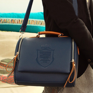2013 women's handbag bag candy fashion sweet women's vintage casual cute little bag women's