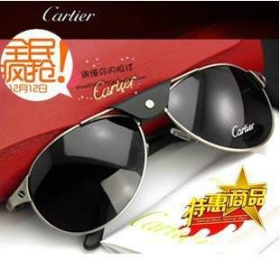 Wholesale Fashion 2013 male car card luxury limited edition 's top sunglasses polarized sunglasses mirror driver Via EMS(China (Mainland))