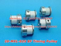 Hot Sale 20 MXL Timing pulley 12pcs/set (bore8mm 12pcs + bore5mm 2pcs) DIY Ultimaker clone