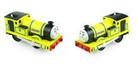 Children toy Electric-driven Tank Train Thomas Toy Train RHENEAS yellow High Quality 1pcs