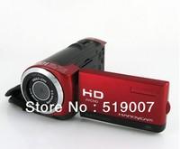 cheap digital video camera camcorder 2.4'' TFT HD screen with 270 degree rotation DV-V20 1PCS FREESHIPPING