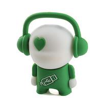 4GB 8GB 16GB 32GB 64GB DJ Music Style USB Flash Drive (Green)  Free Shipping