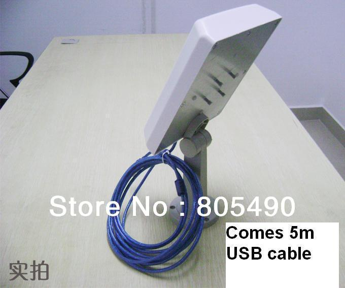 Factory Wholesale Para Redes Inalambricas Signalking 8TN High Power 2000mW 20dbi Antenna indoor outdoor USB wifi adapter(China (Mainland))