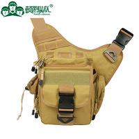 Waterproof outdoor bag tactical messenger bag one shoulder slr camera bag waist pack