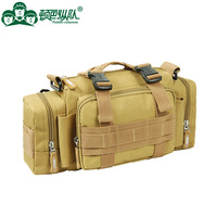 HOT!! Strengthen outdoor waist pack casual multifunctional waist pack mountaineering bag ride chest pack shoulder bag
