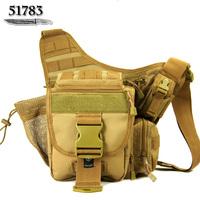 51783 outdoor super bags tactical messenger bag shoulder bag package army camera bag