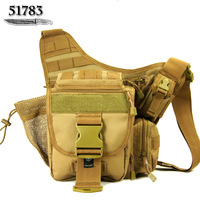 51783 outdoor super bags tactical messenger bag shoulder bag package army camera bag