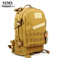 51783 package army tactical backpack outdoor backpack travel bag assault bag hiking backpack