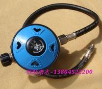 Adjustable submersible respirator submersible adjust device adjustable breathing apparatus adjust device