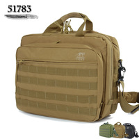 HOT!! 51783 outdoor laptop bag notebook bag mf04 tactical shoulder bag three-color computer backpack