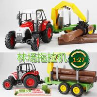 wholesale Etam tractor crane trailer toy car model car toy car  free shipping