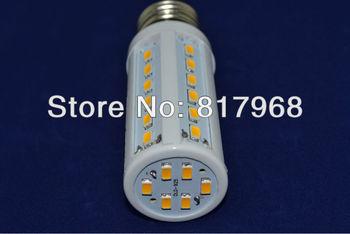 5630 42leds 110-130V/AC 12w 1260lm E27 corn bulb  warm white led lamp