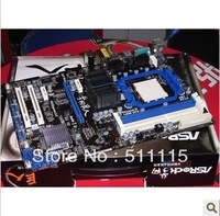 DDR3 memory solid-state open-core! ASRock AM3 motherboard 770 Engine website giant super 870890