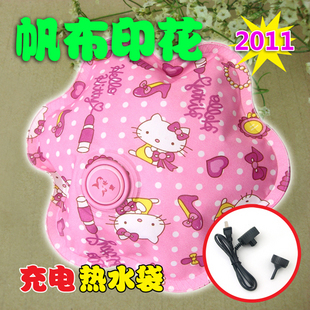 Hot water bottle challenge po hand warmer bag charge hot water bottle electric hot water bottle explosion-proof(China (Mainland))