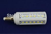 E14 5630 12W 1320lumen 220V AC cool white warm white corn led bulb