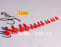 Free shipping!!!!DIY felt toy ------200pcs mini 3mm red color  Plastic Safety  Eyes fit felt toy/diy felt rabbits