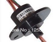 3Wires*30A SLIP RINGS FOR WIND TURBINE, 30AMP SLIP RINGS  OD 22X L52.5 Rotating Connector Conductive Ring