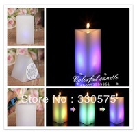 New rectangular led wax candle  Led candle for decoration of Birthdays, Weddings, Parties, Religious Activities