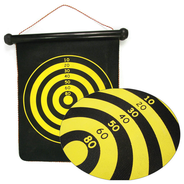 Tianyuan toys double faced magnetic dartboard ultralarge dart board set(China (Mainland))