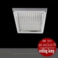 Freeshipping LED 14W highlight led Ceiling Lamp SMD 3014 Aisle Light Hallway Lamp, White/ Warm White Saving-Energy Lamp