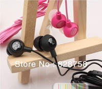New Lose money promotion12 colors to choose fruit earphone in ear headphones & headphones earphones 20pcs/lot Factory Price