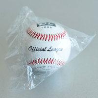 Adult hard red line baseball ball dl-1002