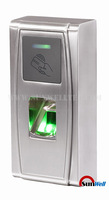 IP65 Waterproof Metal RFID Fingerprint Attendance&Access Control with Free Software, Fingerprint Scanner GAF-MA300