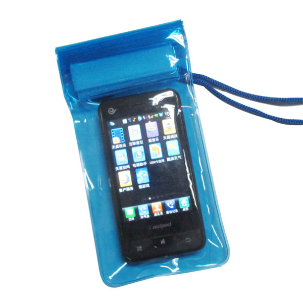 Free Shipping Snorkel waterproof bag mobile phone waterproof bag outdoor travel submersible waterproof(China (Mainland))