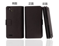 For htc T528D Genuine leather flip  case cover ,Original Doormoon Brand protective holster free shipping