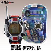 Free Shipping Children watches intercom a pair parent-child toy game Children's educational toys