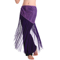 belly dance Costumes belly dance belly chain - long tassel chain y43