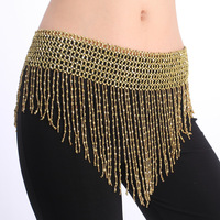 Belly dance chain belly dance belly chain - sexy tassel chain y23