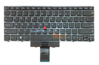 Genuine New Laptop Keyboard for Lenovo IBM ThinkPad Edge E320 E325 E420 E420s E425 US Black free shipping