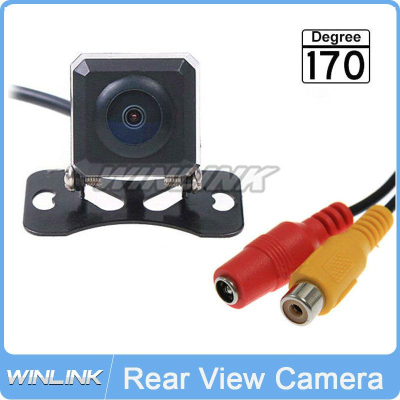 Auto Camera Rear View Reverse Backup Free Shipping(China (Mainland))