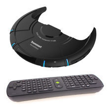 Prometheus XBMC Android 4.2  TV Box Amlogic M6 Dual Core 1G/8G WiFi HDMI RJ45 3 USB Black Mini PC Dongle+RC11 Air Mouse