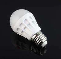 hot sale NEW coming 5W 550LM LED Bulb Light warm white  E27/B22 AC85-265V  SMD 2936 LED bulbs lamps lamp
