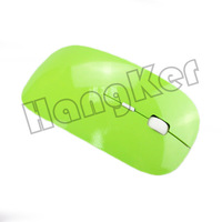popular 2.4G 10m USB wireless optical mouse with Buit-in energy saving system