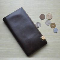 2013 FREE SHIPPING 2012 male genuine leather wallet large capacity card holder boss bag high quality genuine leather