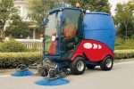 Yihong road sweeper YHD22