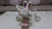 plush rabbit shy rabbit plush toy birthday present love rabbit  3 pc free shipping