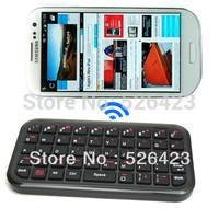 Black Bluetooth Wireless Keyboard For Samsung Galaxy S3 i9300 S3 Mini i8190